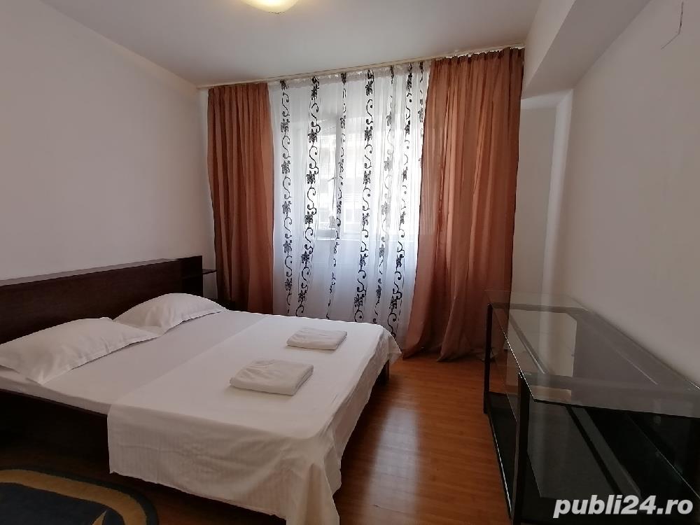 Cazare în Regim Hotelier - Apartamente 1,2 și 3 camere complet mobilate și utilate