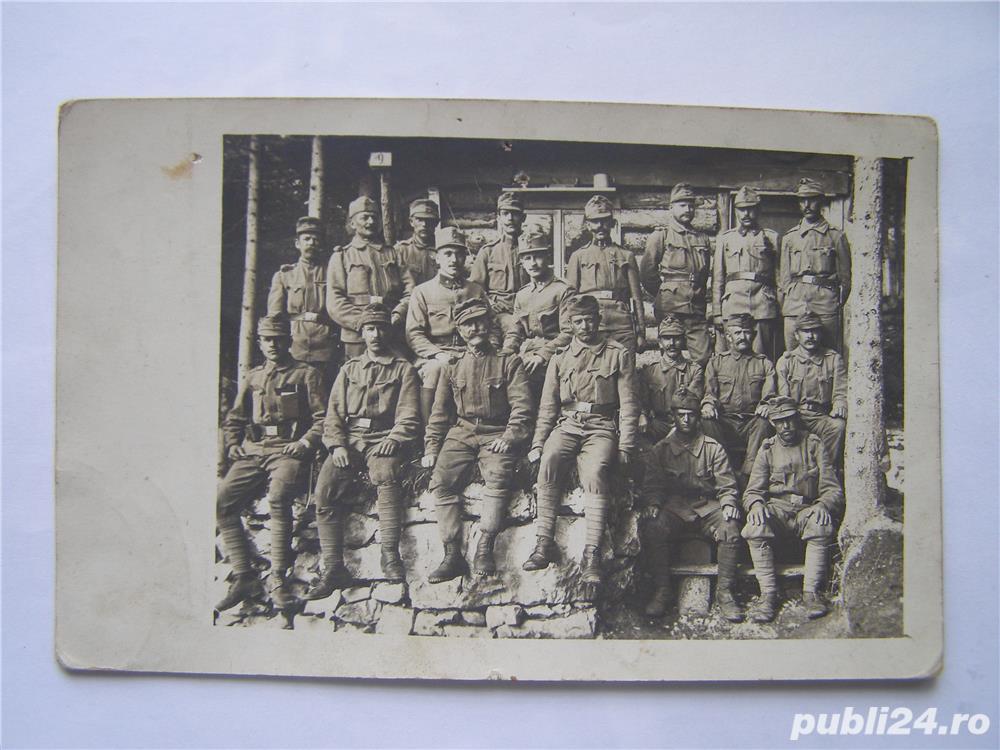 Fotografii din Primul Razboi Mondial