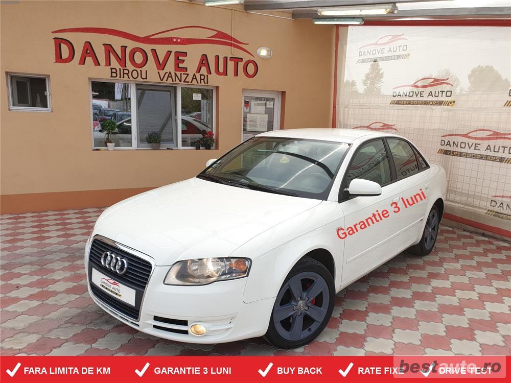 Audi A4,GARANTIE 3 LUNI,BUY BACK,RATE FIXE,motor 2000 Tdi,140 Cp,Climatronic