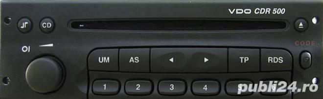 Buton volumul Opel pentru VDO CDR500 / CDR2005