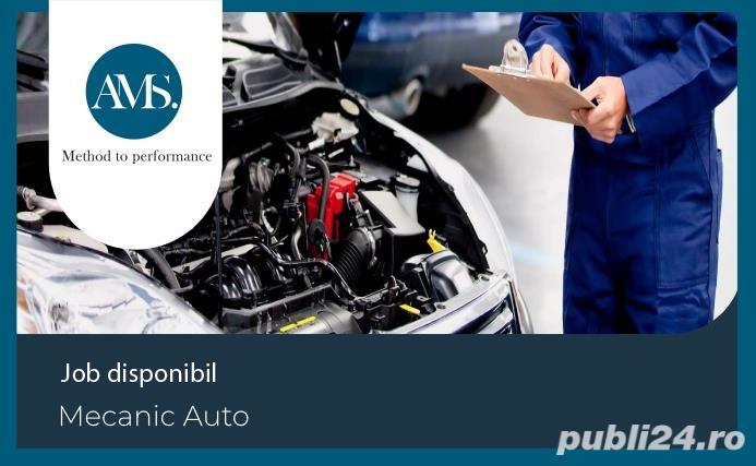 Mecanic Auto (A)