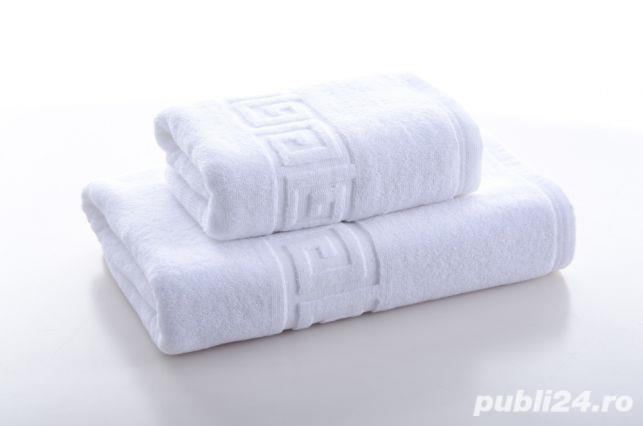 Prosoape hoteliere premium AndroniaTowels100% bumbac, 550gr/mp-importator direct