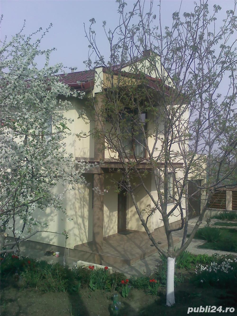 Casa noua in Breazu,demisol,parter,mansarda,garaj ,teren 1000 mp