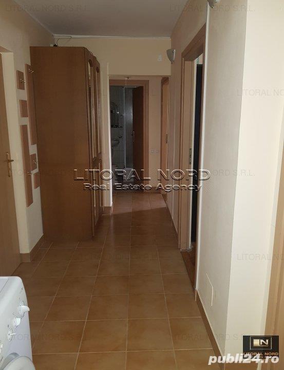 Faleza Nord - Pescarie, apartament 4 camere, decomandat, 90mp,2 balcoane,etaj 1