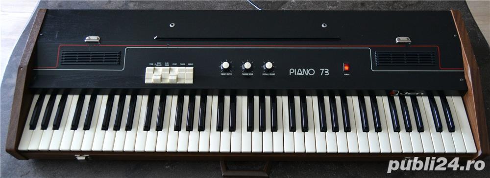 JEN Piano 73 Pian full analogic analog 73 note full polifonic polifonie
