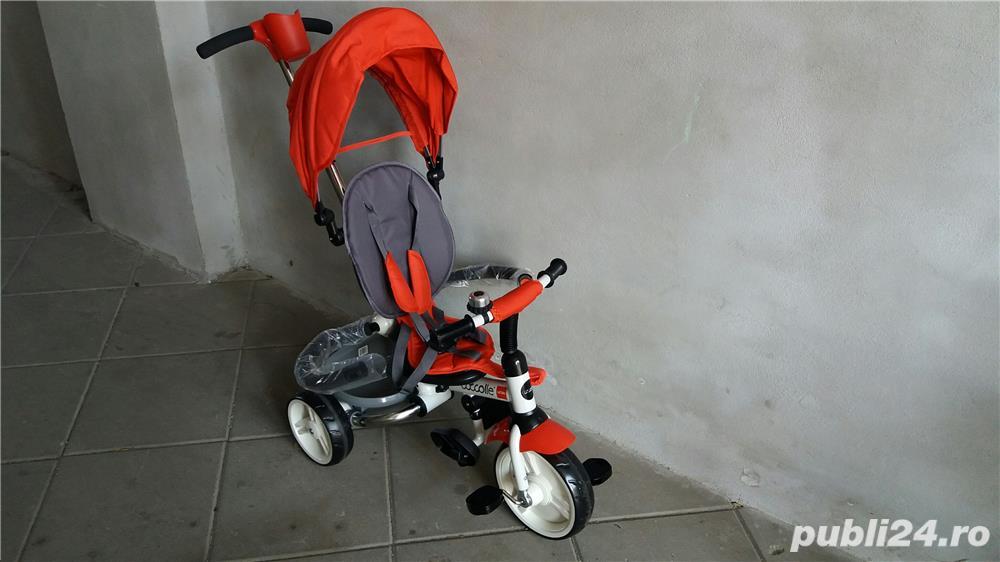 Tricicleta rosie - noua