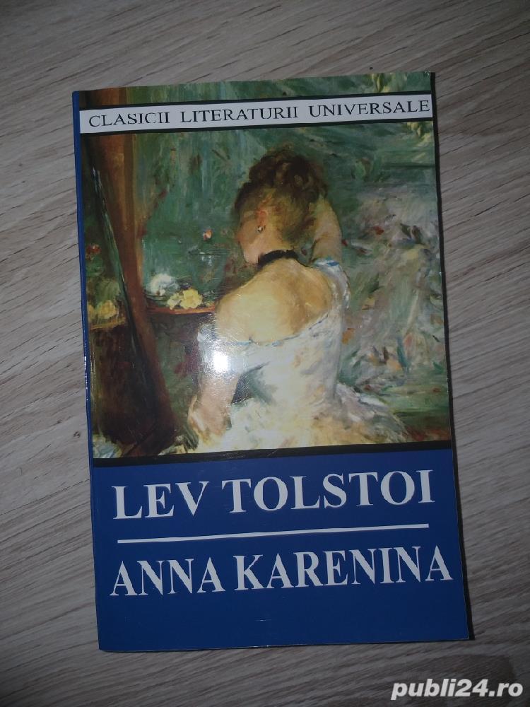 Anna Karenina- Lev Tolstoi