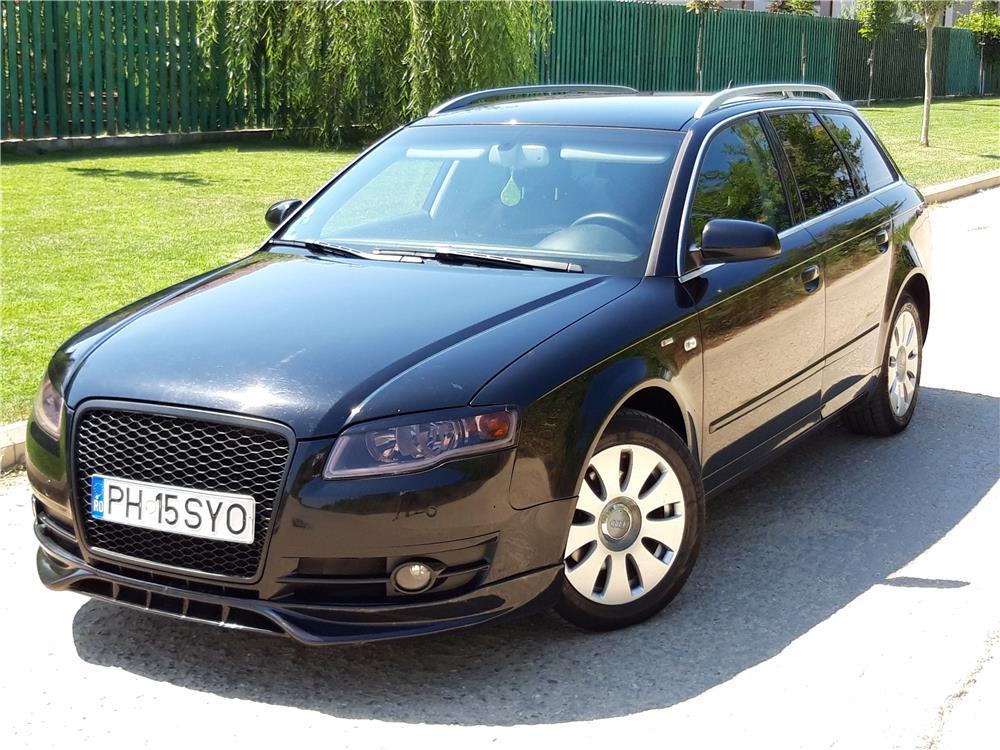 Audi A4, 2.0 Tdi, 2006, Variante auto, Inscrisa Ro