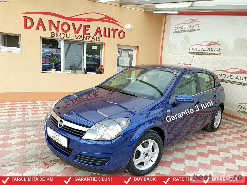 Opel Astra H,GARANTIE 3 LUNI,BUY-BACK,RATE FIXE,motor1600 cmc,Benzina,Automat,Clima.