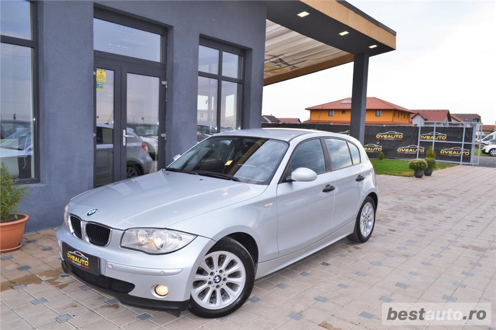 Bmw Seria 1 AN:2006=avans 0 % rate fixe aprobarea creditului in 2 ore=autohaus vindem si in rate