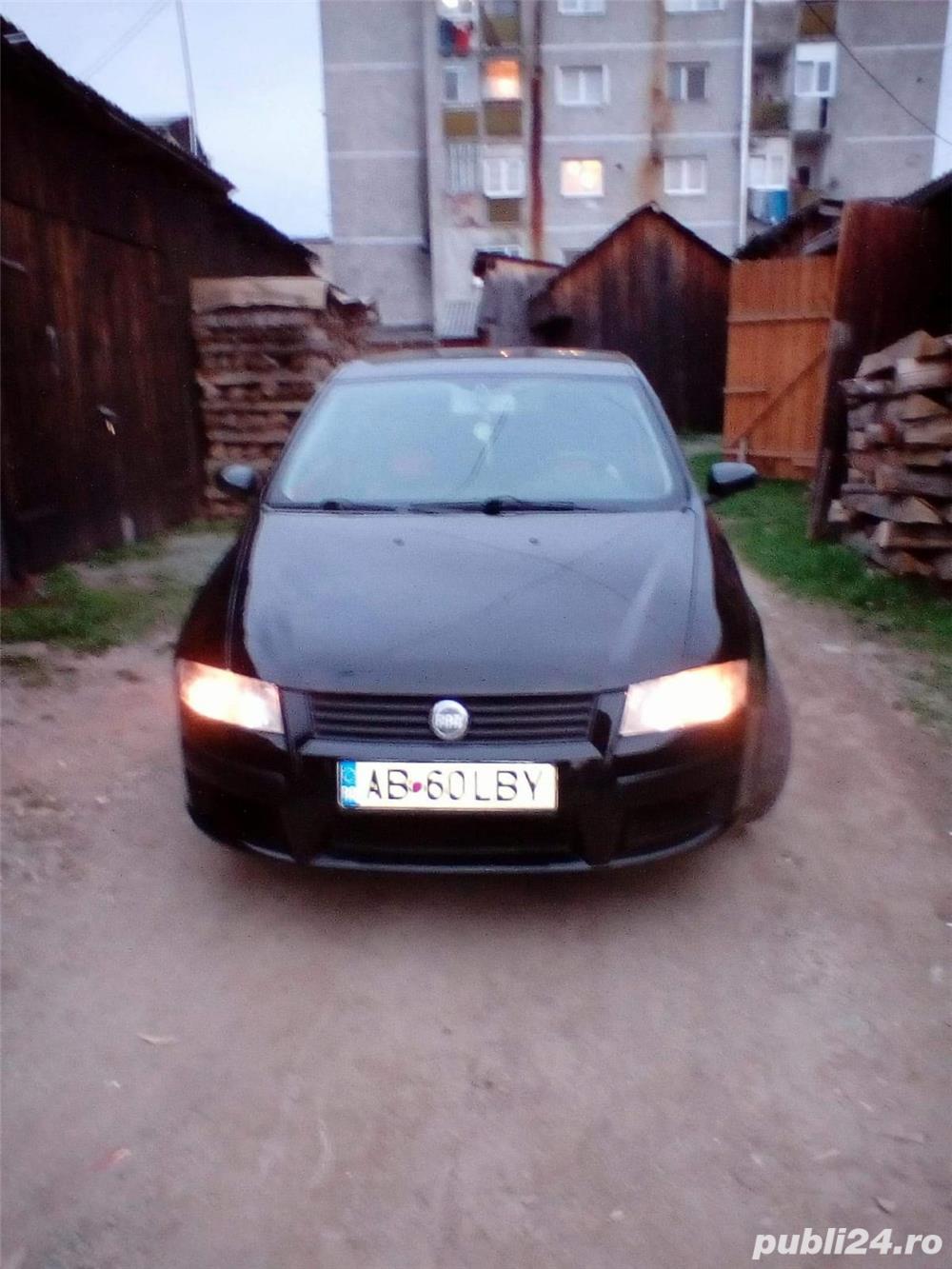 Fiat stilo cabrio, 1.6 16v, 105cp