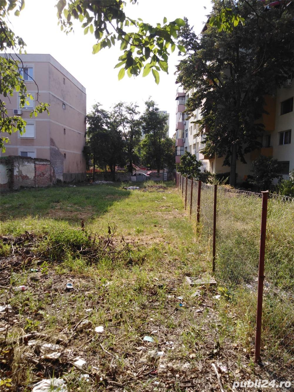 Proprietar vand teren intravilan in Timisoara
