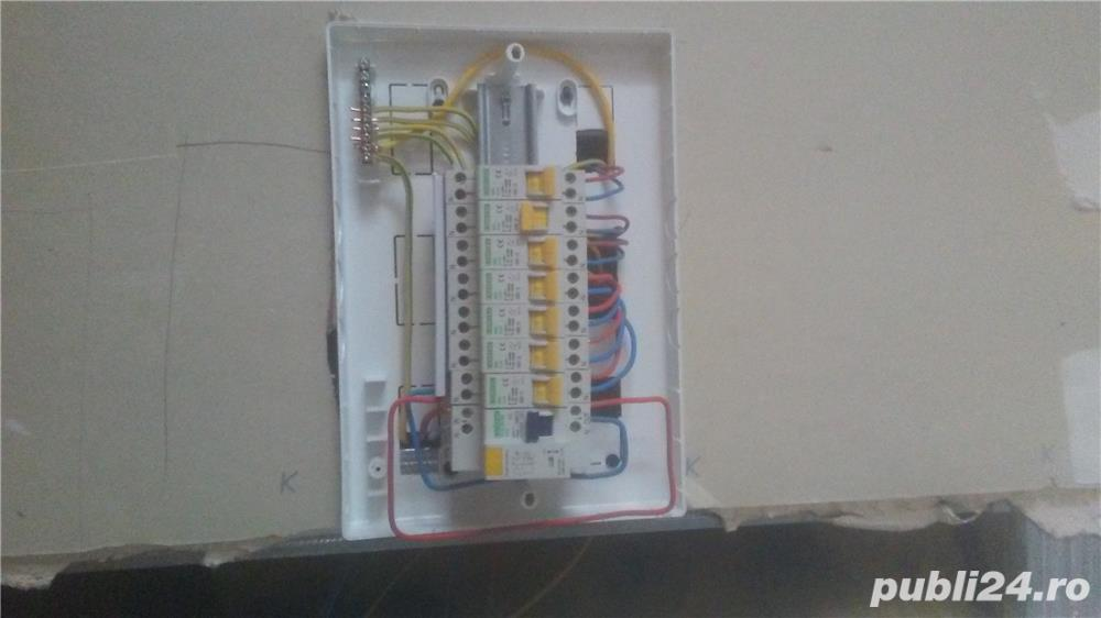 Electrician disponibil