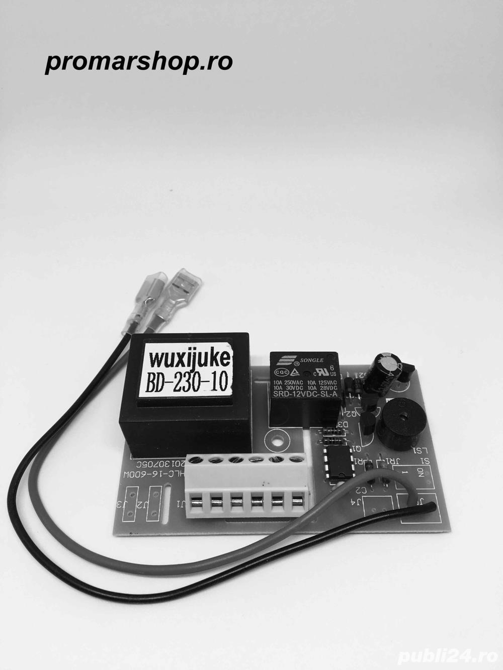 Placa electrica pompa Macerator H 600D