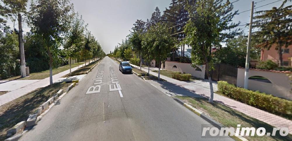 Teren in zona Centrala a orasul Buftea, str. Mihai Eminescu - COMISION 0%