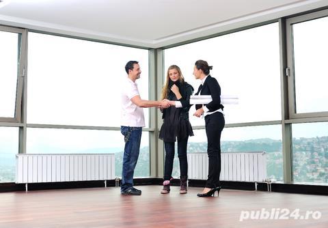 Angajem agent imobiliar-Sediu Stradal