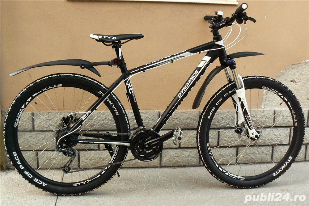 Bicicleta mountain bike Dynamics cu roti de 27,5""