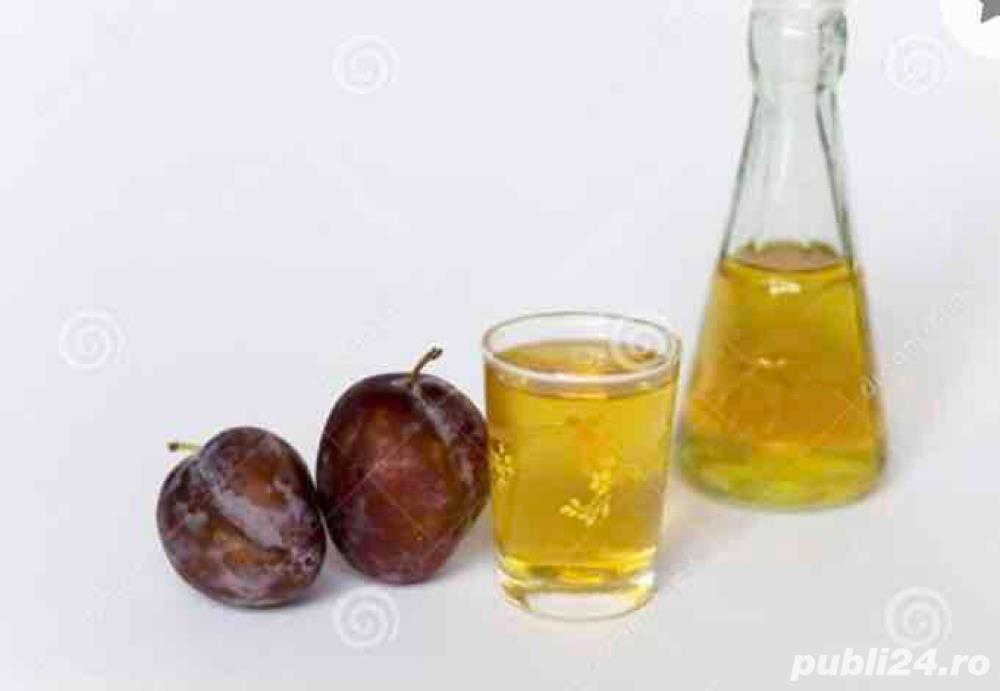 Palinca de prune veche de 5 ani / tuica de prune  rachiu de prune ardelenesc 53 de grade