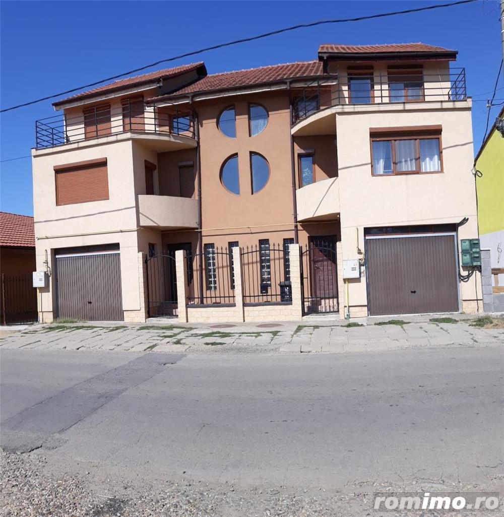 850 EUR / luna - Jumatate de duplex Calea Girocului (Strada Diminetii)