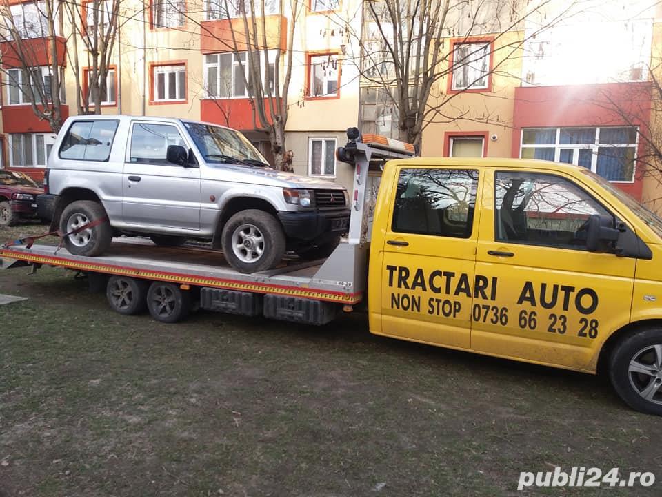 Tractari Auto Non-Stop - Transport Marfuri Caransebes