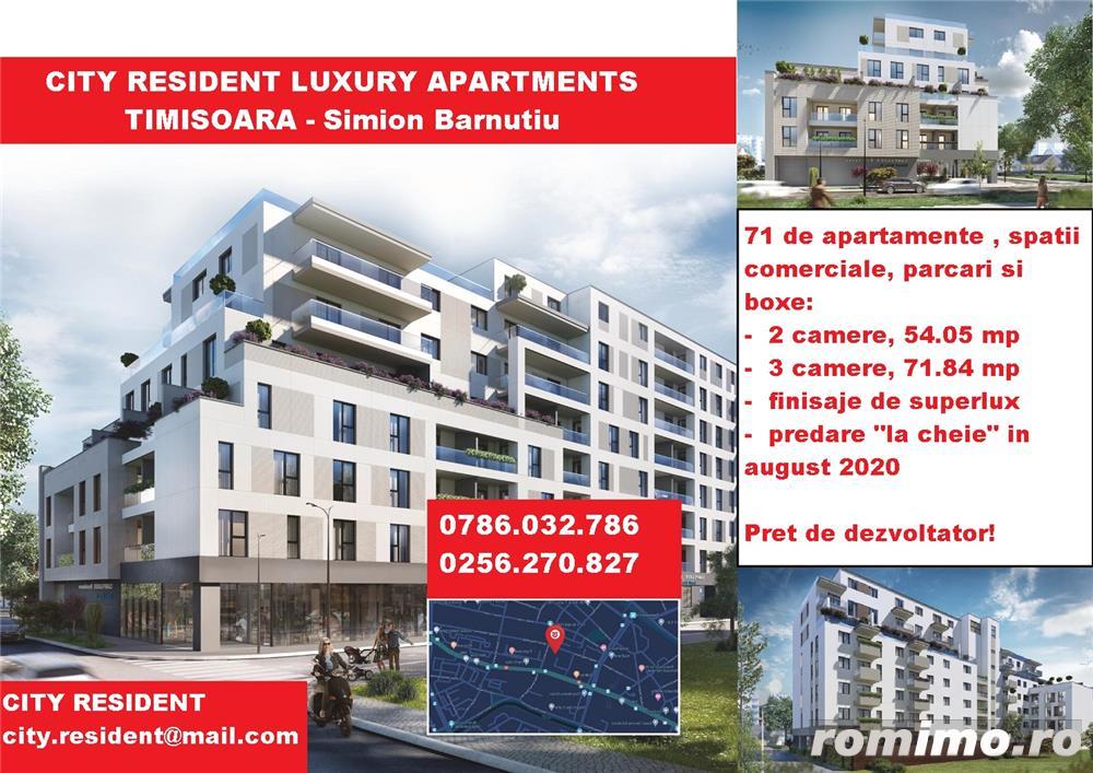 city resident luxury apartments - central s. barnutiu aproape de isho take ionescu iulius town mall