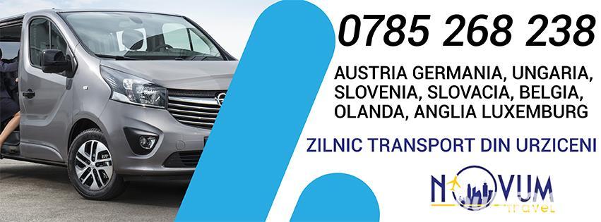 Transport Urziceni Austria Germania Ungaria Belgia Olanda Anglia Slovenia Slovacia Elvetia Luxemburg