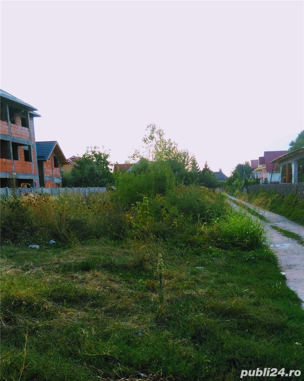 vanzare teren localitate slatina, jud olt