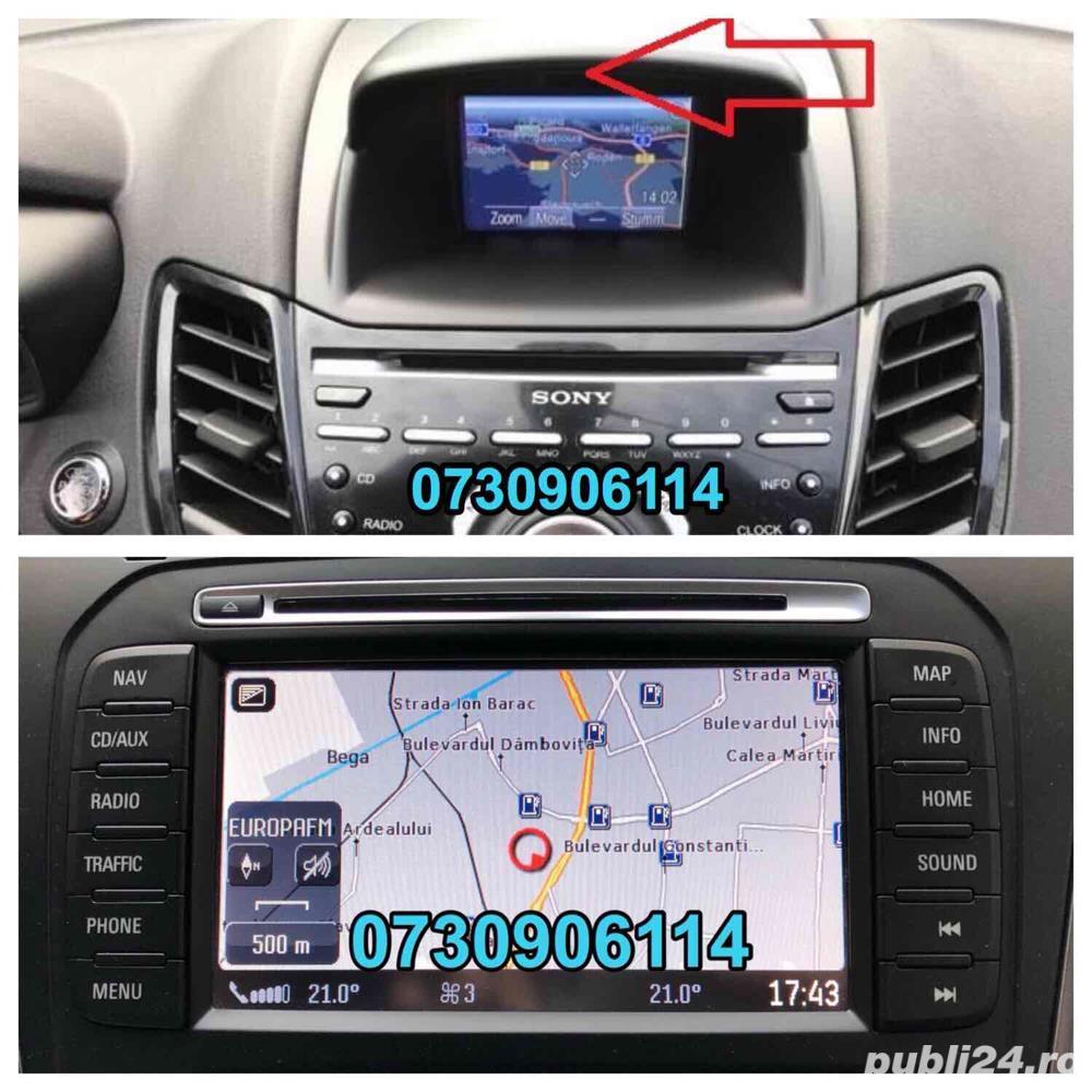 Harti Navigatie Romania 2019 Ford Mfd Mca F7 Kuga Focus C Max