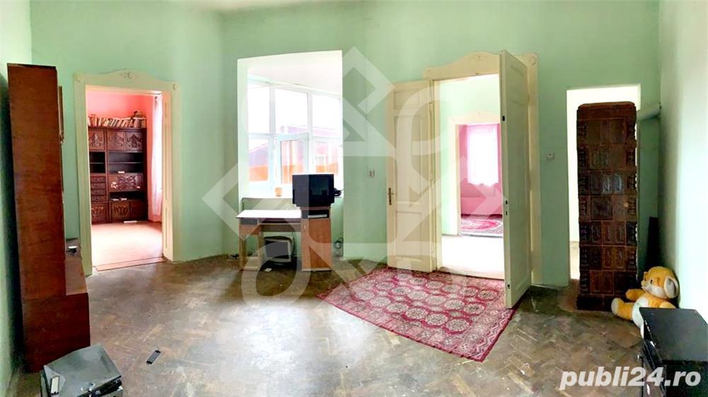 Apartament trei camere de vanzare, ultracentral, Oradea AV041