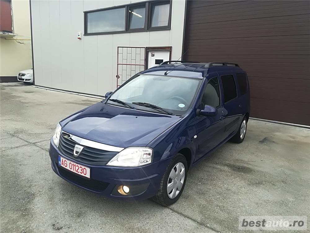 Dacia Logan mcv/an 2009/benzina/86000km reali
