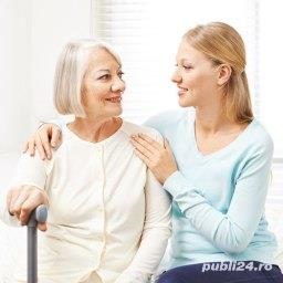Oferte de munca la îngrijire vârstnici in Germania