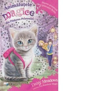 Serie carti Animalute magice din Padurea Prieteniei (8 carti)