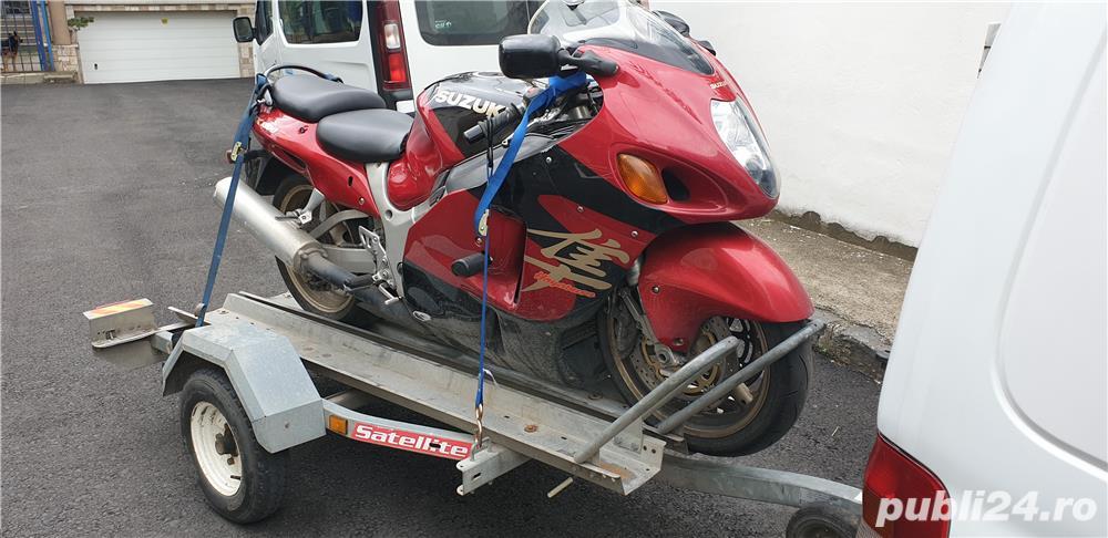 Transport moto