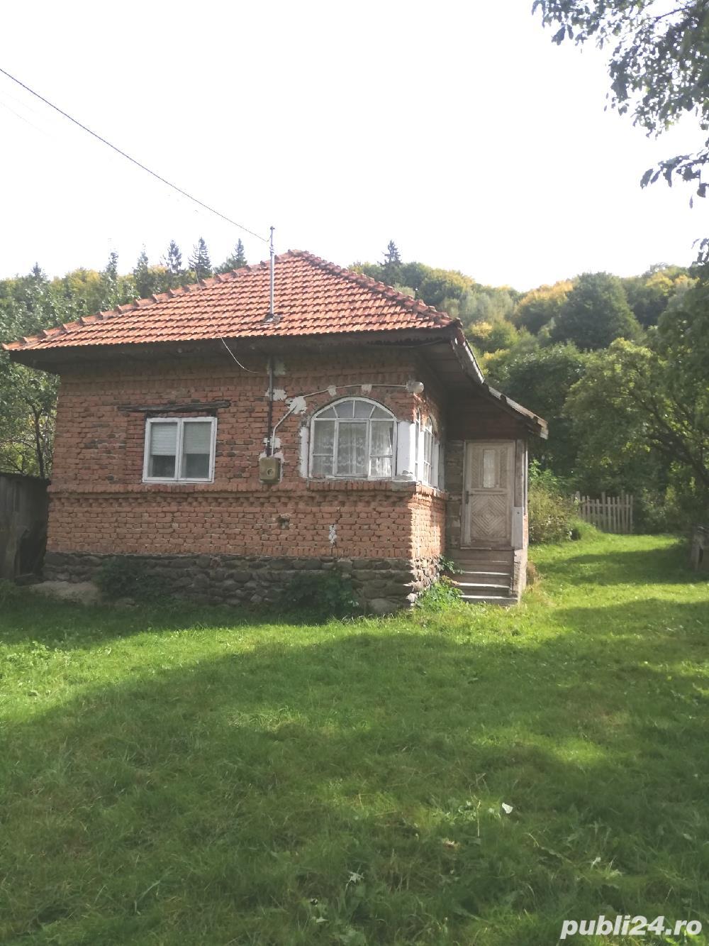 Vând Casa și Teren în Nămăiești