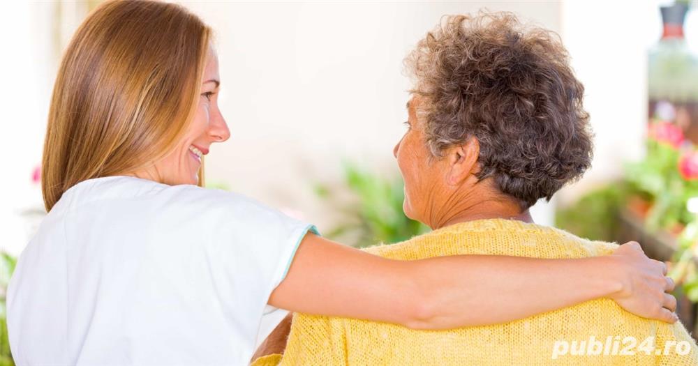 Locuri de muncă la îngrijire vârstnici Germania FĂRĂ COMISION!!!