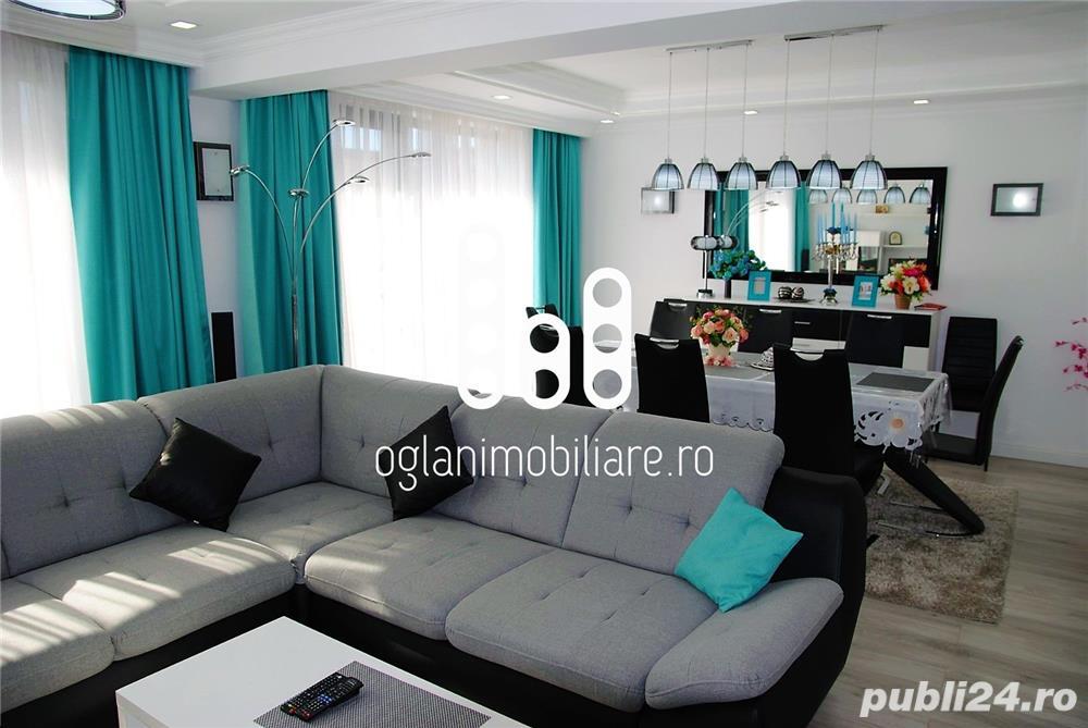 Casa noua, complet mobilata si utilata - zona Selimbar
