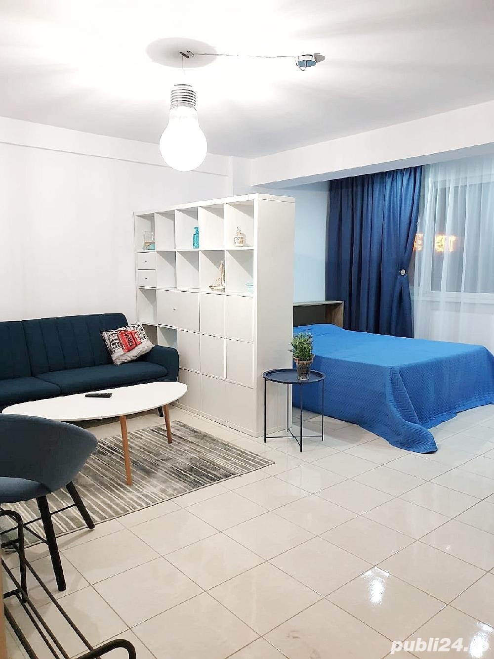 ✅ Apartament 2 camere transformat in garsoniera tip studio, zona Vivo Mall, bloc nou - ultramodern‼