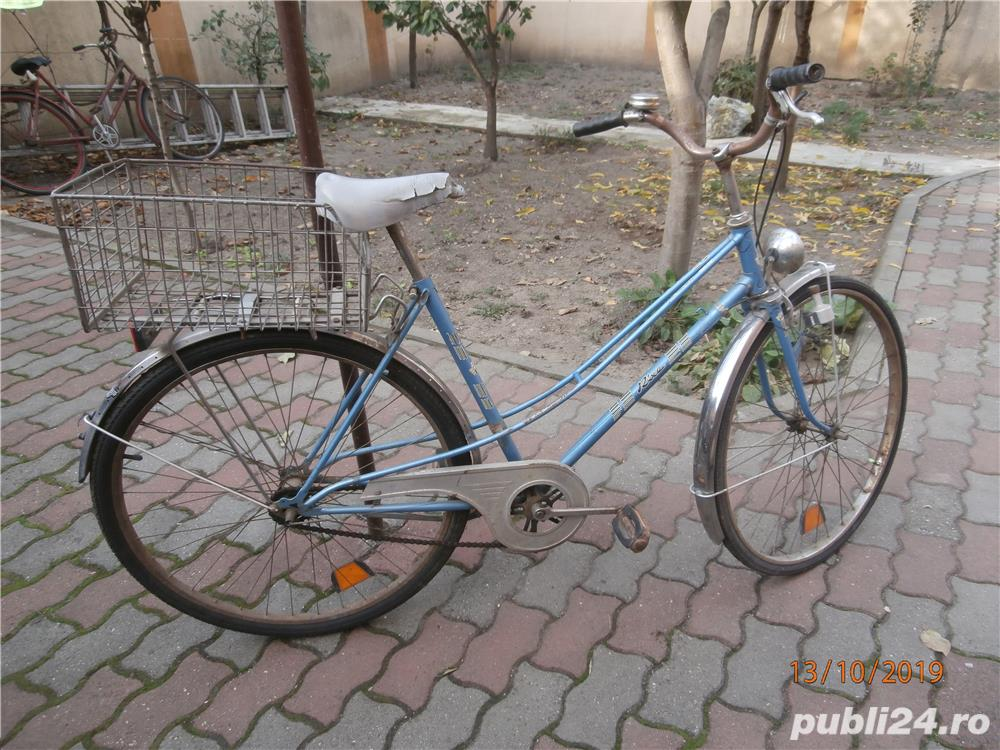 bicigleta dama in stare foarte buna