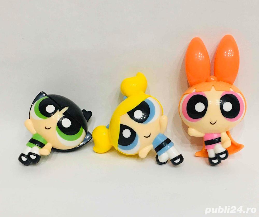 Power puff,pony,Figurine Disney printese si alte figurine