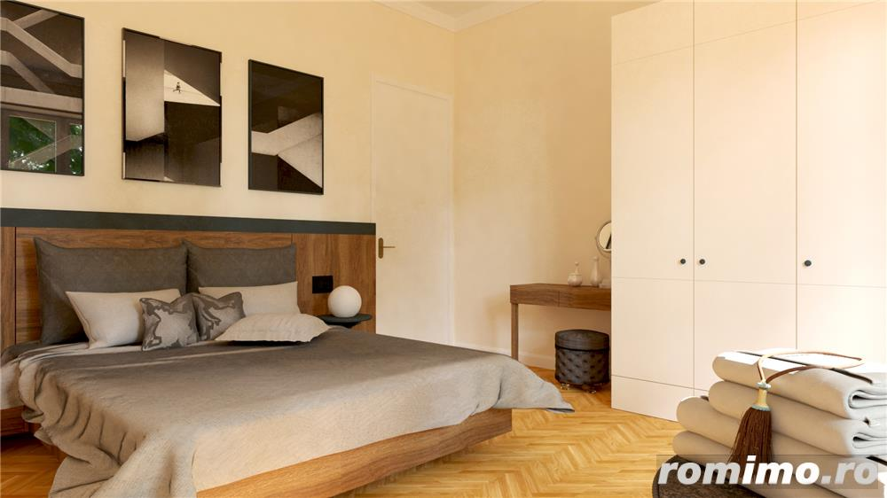 Balcescu, central, zona retrasa, 4 camere, confort lux, renovat