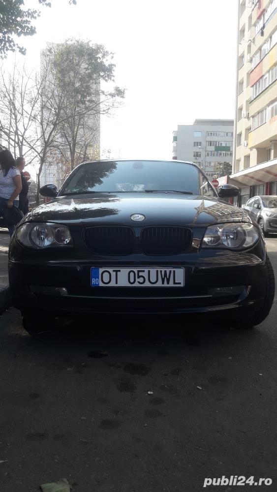 Vand/Schimb BMW 118D Facelift in special cu Bmw X3 2012