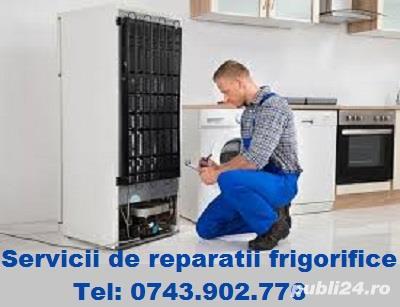 Reparatii frigidere/congelatoare in Alba Iulia-0743902776