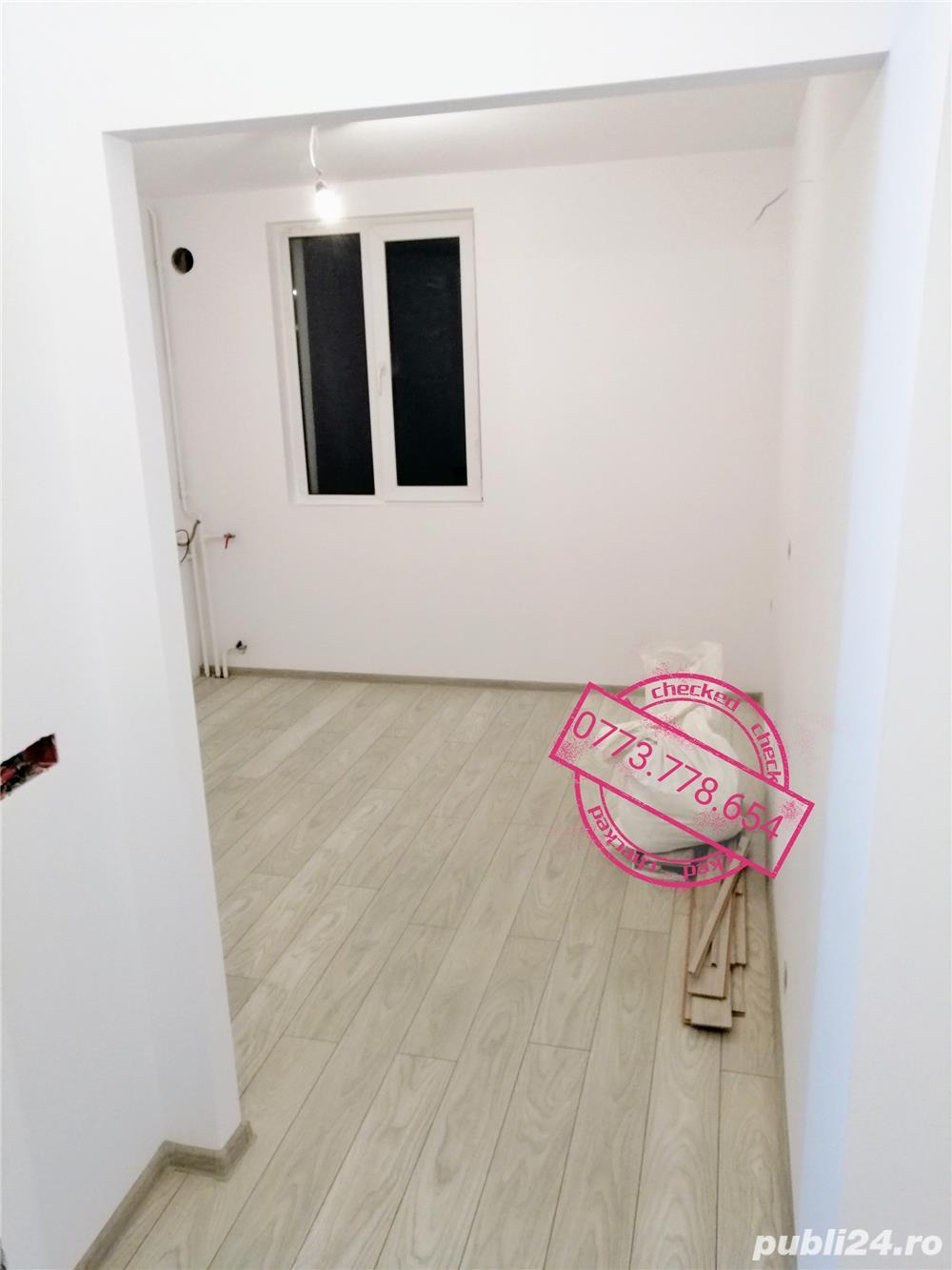 Ap 2 camere renovat + electric & sanitar