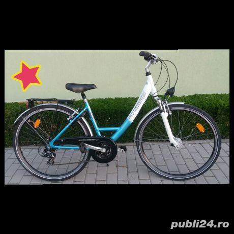 Bicicleta dama Pegasus/roti pe 28/impecabila!