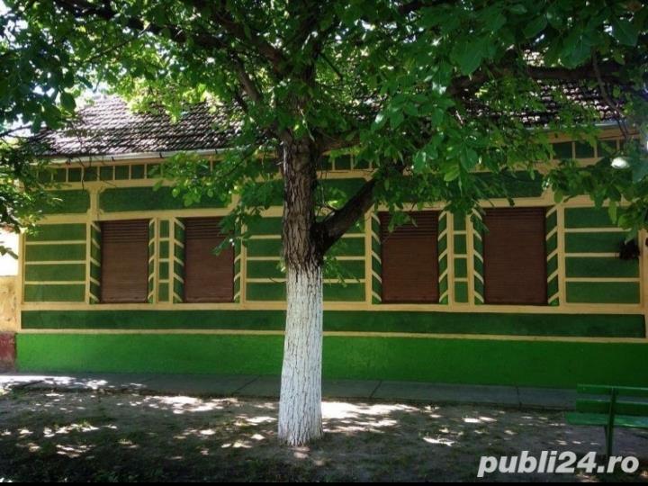 Vand casa cu teren Sanmartinu Sârbesc