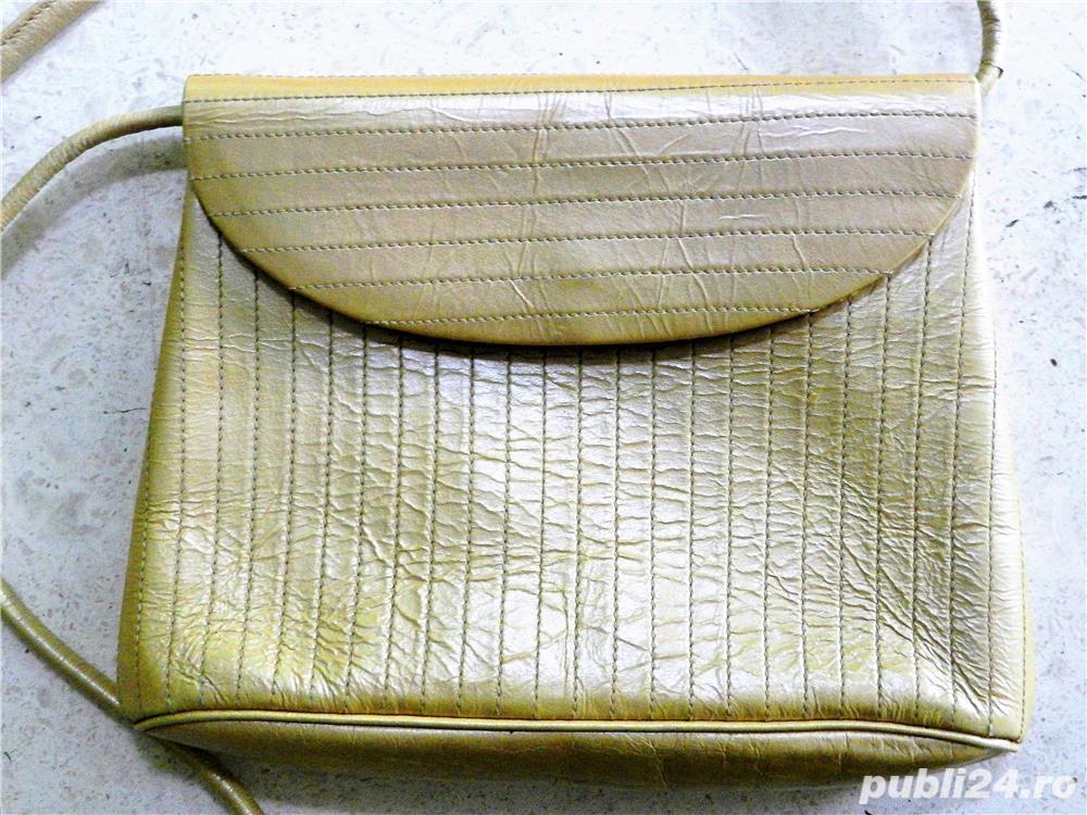 Bally geanta piele naturala