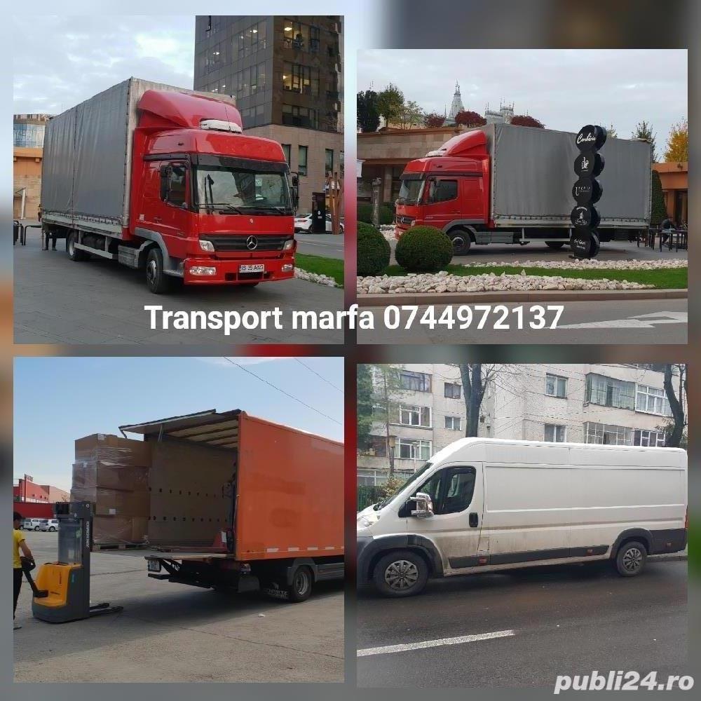 Transport marfa servicii mutari mobila.Asigur Manipulanti