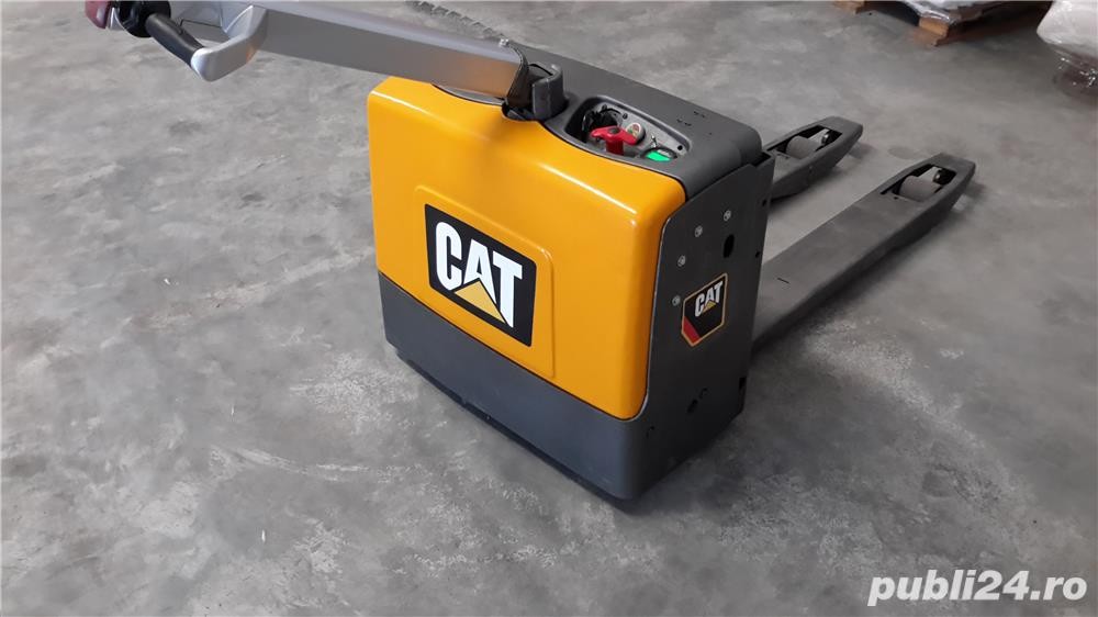 liza electrica CAT caterpilar 1,3 tone
