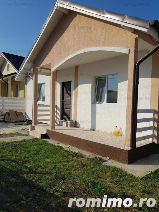 Casa 3 Camere Domnesti, 420 mp teren