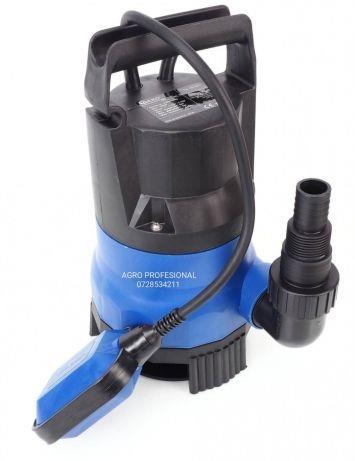 Pompa submersibila pentru apa murdara, Putere 3150W cu Plutitor